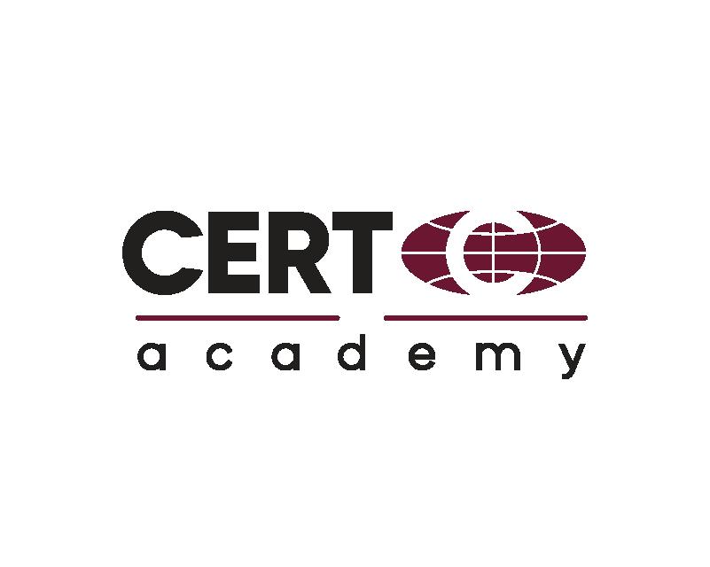 CERT Academy logo