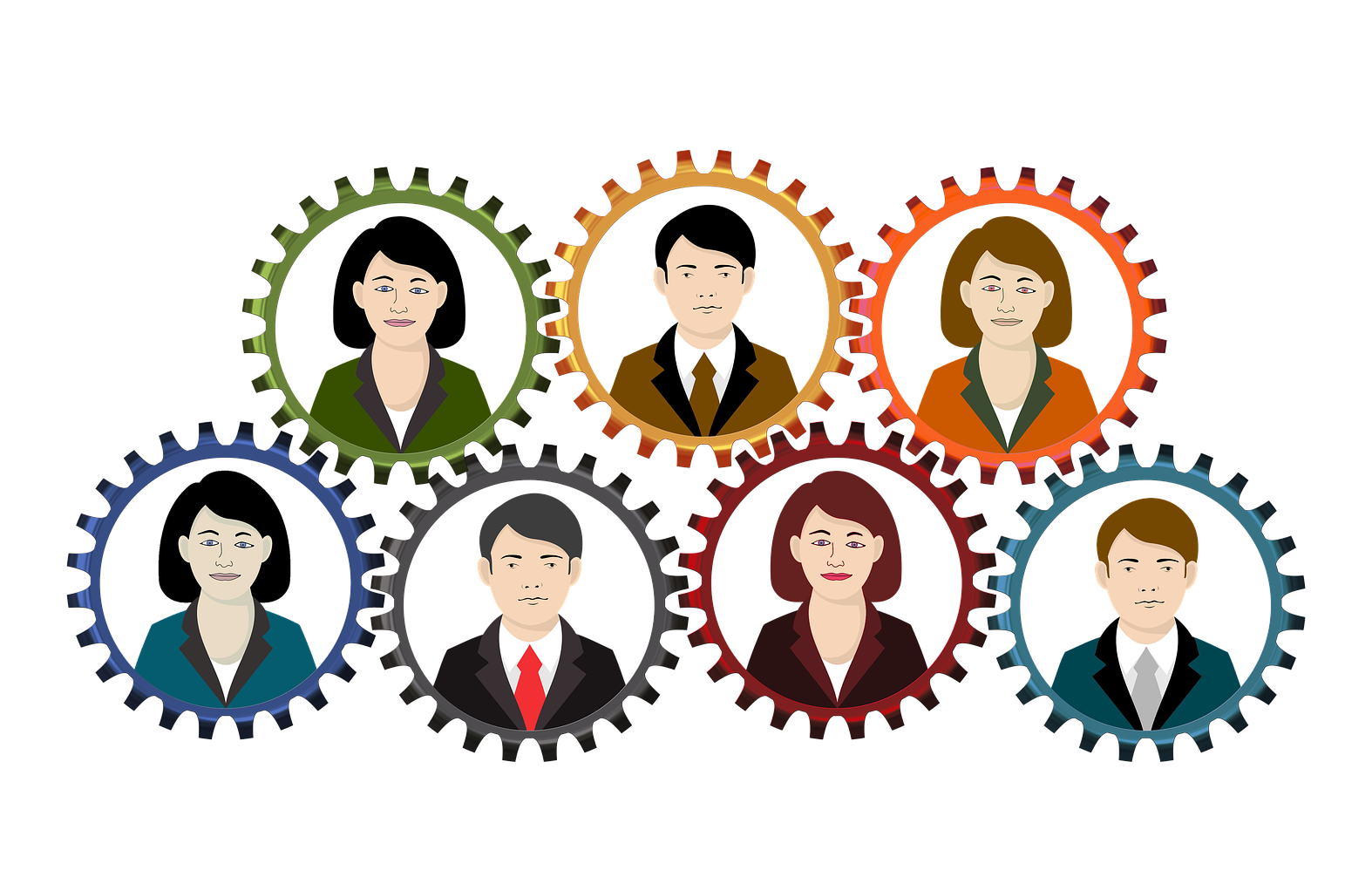 качества лидера, эффективный руководитель, управление персоналом организации, советы руководителю